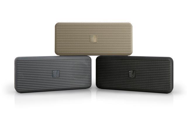 Huge sound, tiny speaker: Save 40 percent on the Pocket Kick by Soundfreaq