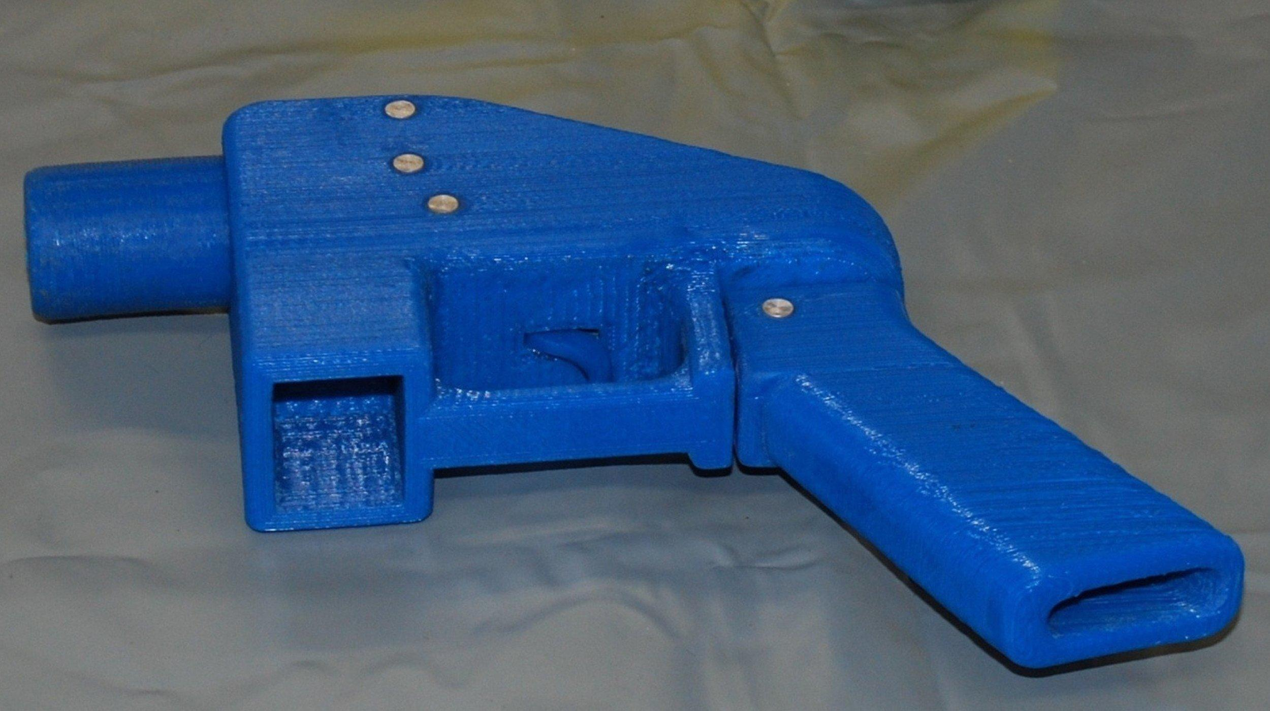 The NRA's Convenient Hypocrisy On 3D-Printed Plastic Guns