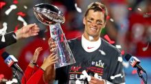 Tom Brady on playing until 50: 'That's a long time. Even for me'