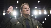 Who is Carla Provost, U.S. Border Patrol's first female chief?