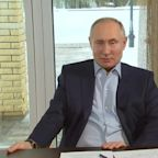 Putin says palace in Navalny report 'doesn't belong to me'