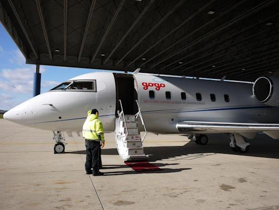 Hitch a ride to Engadget Expand aboard Gogo's private jet