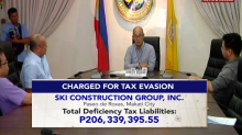 BIR sues Makati company for P200-M taxes