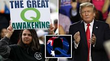 The conspiracy group infiltrating politics – but who are QAnon?