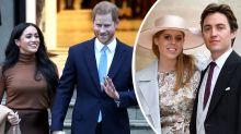 Meghan and Harry may 'snub' Princess Beatrice's wedding