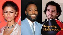 Reopening Hollywood: How Zendaya, John David Washington & 'Euphoria' Creator Sam Levinson Started & Finished A Secret Movie During The Pandemic