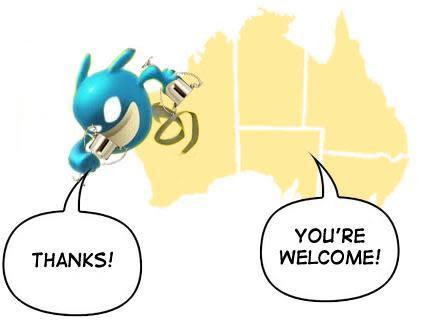 Oz developers love de Blob