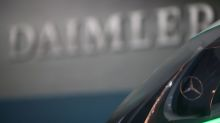 Daimler suspends most of its production in Europe