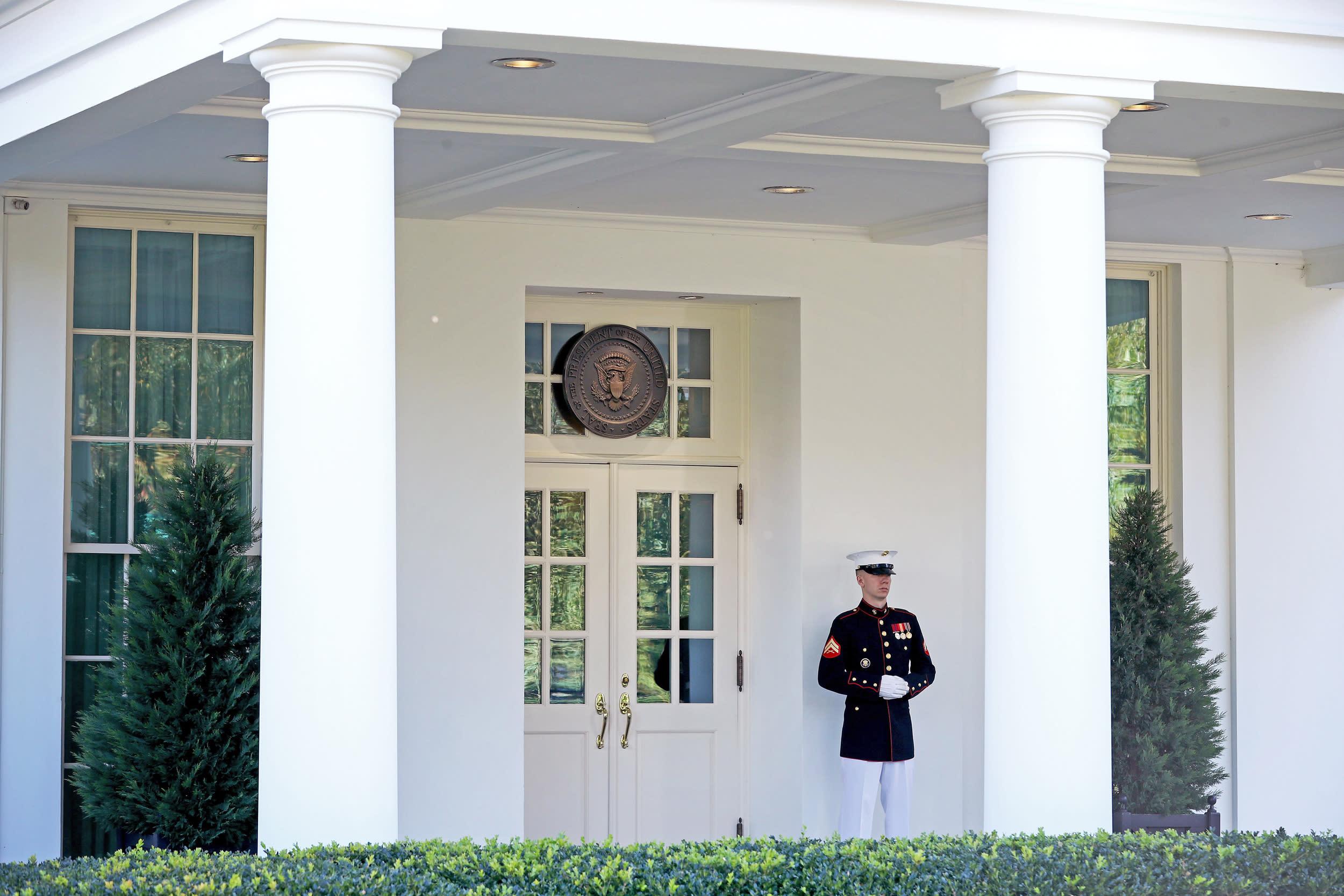 Trump returns to Oval Office, declares himself cured of coronavirus