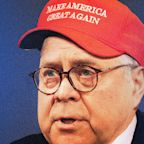William Barr Might As Well Have Been Wearing A MAGA Hat At Mueller Briefing
