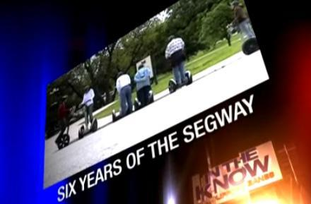 Six years of Segway: the profound effect on the human race