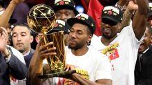 Fans revelling in glory of Raptors' win, rush to secure team gear