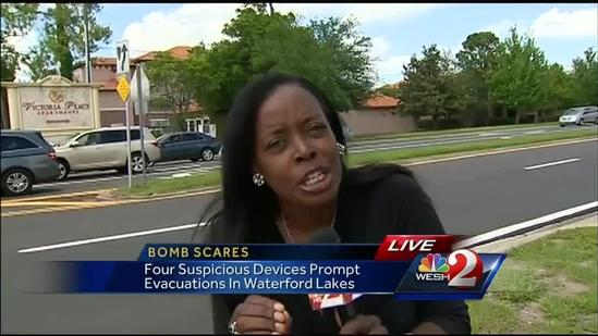 4 suspicious devices investigated at Waterford Lakes