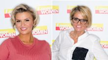 Danniella Westbrook reveals to Kerry Katona she wrote suicide note to her kids