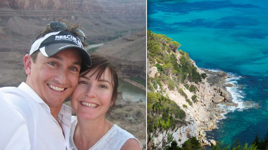 TRAGIC ACCIDENT: Melbourne dad killed celebrating birthday in Spain with wife