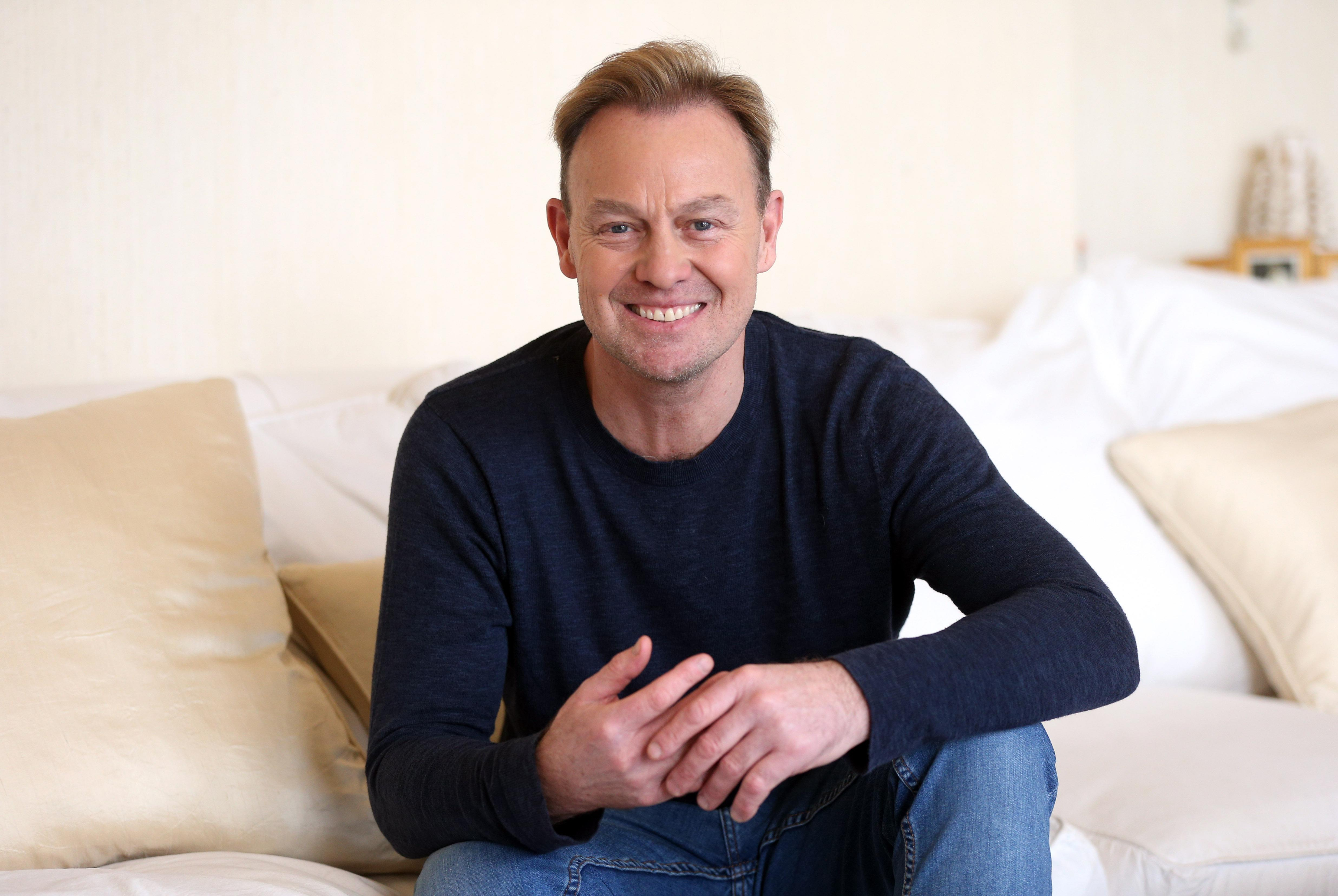 Jason Donovan confirmed for 'Dancing On Ice'