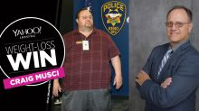 How this former Marine lost 214 pounds: 'It's like I'm starting a new life at 53'