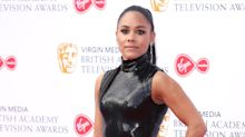 Alex Scott denies she's signed a contract to host A Question of Sport after receiving racist abuse