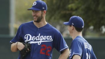 Only injuries will prevent NL West title for Dodgers