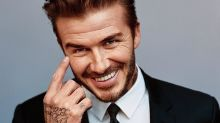 David Beckham's GQ Cover Video Will Make You Melt