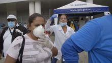 La ciudad ecuatoriana de Guayaquil vive trágicas escenas con hospitales desbordados