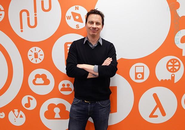 The Engadget Interview: Richard Collins, head of Ubuntu mobile products