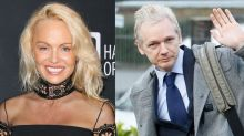 "Pamela Anderson: ""Julian Assange es irresistible"""