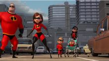 RÉCORD: Los Increíbles 2 se convierte en el mejor estreno de la historia para una película animada
