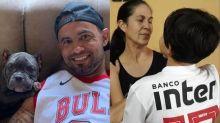 Goleiro Bruno fala sobre filho com Eliza Samudio: 'Temos que saber o resultado do DNA'