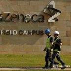 AstraZeneca lung cancer failure sparks 16 percent share fall