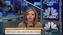Mortgage looms large for Wells Fargo