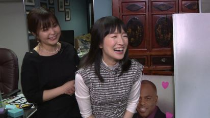 'Tidying Up's' Marie Kondo Says This Trick Will Keep Your Office Organized (Exclusive)