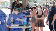 World breaks shocking new coronavirus record