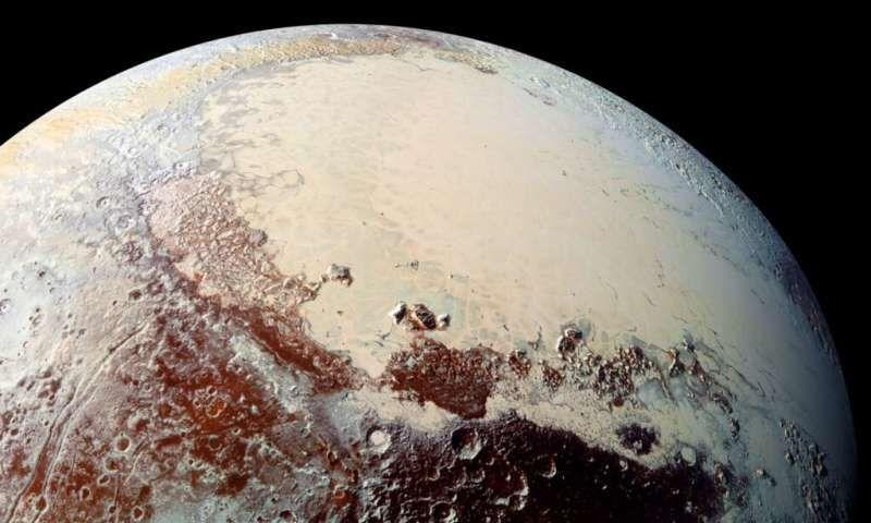<p>On July 14, 2015, the New Horizons spacecraft zipped past Pluto, snapping stunning pictures of the dwarf planet and its moons. It took almost 10 years for the spacecraft, which launched on January 19, 2006, to get there.</p><p>The flyby revealed a wealth of information about the icy world, including its bright blue atmosphere, massive nitrogen glacier, and young surface, and shed light on the nearby moons Charon, Nix, and Hydra. Five years later, we celebrate nine of the groundbreaking discoveries that New Horizons made. </p><p>The spacecraft is still racing across our solar system and has taken detailed images of Arrokoth, a distant Kuiper Belt object. We're excited to see what the hardy instrument spies next.</p>