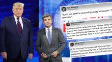 'Freudian slip': Internet skewers Donald Trump over virus gaffe