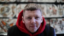 Stiff upper lip bad for mental health, Professor Green warns