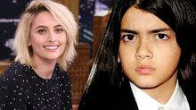 Paris Jackson SERIOUSLY Scared for Younger Brother Blanket