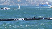 Plastikmüll-Fänger «Ocean Cleanup» funktioniert noch nicht