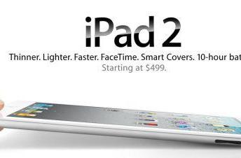 Report: Wife says no, Apple says yes to iPad 2