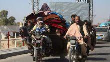 Des milliers d'Afghans fuient les combats dans le sud du pays