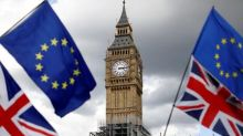 UK public finances boosted by EU credit, surging VAT receipts