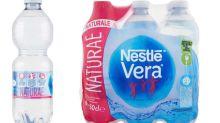 Acqua Nestlé Vera ritirata per sospetta contaminazione batterica