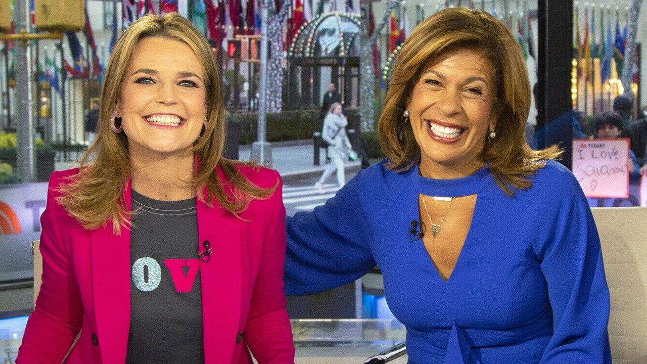 Hoda Kotb Returns to 'Today' After Maternity Leave and