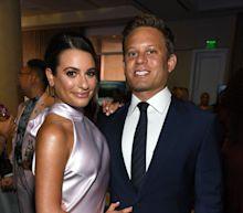 Lea Michele Gives Birth To Baby Boy With Husband Zandy Reich