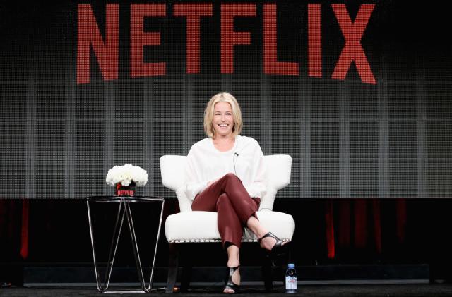 Netflix's Chelsea Handler talk show debuts May 11th