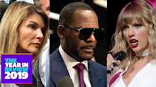 Biggest celebrity scandals of 2019: college admissions, 'Surviving R. Kelly,' Taylor Swift feud and so many more