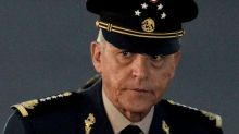 Mexico bristles at U.S. for role in ex-army chief's arrest