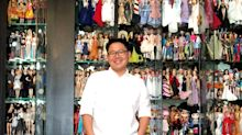 Meet the man who shares his home with over 10,000 Barbie dolls
