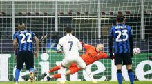 Foot - C1 - Ligue des champions: le Real domine encore l'Inter Milan, à San Siro cette fois