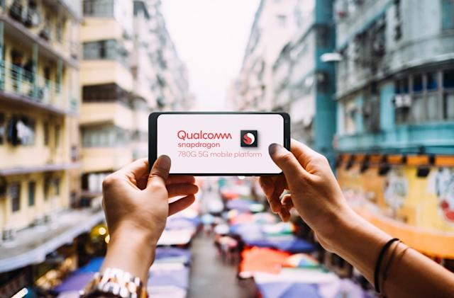 Qualcomm's Snapdragon 780G brings 5nm tech to affordable phones